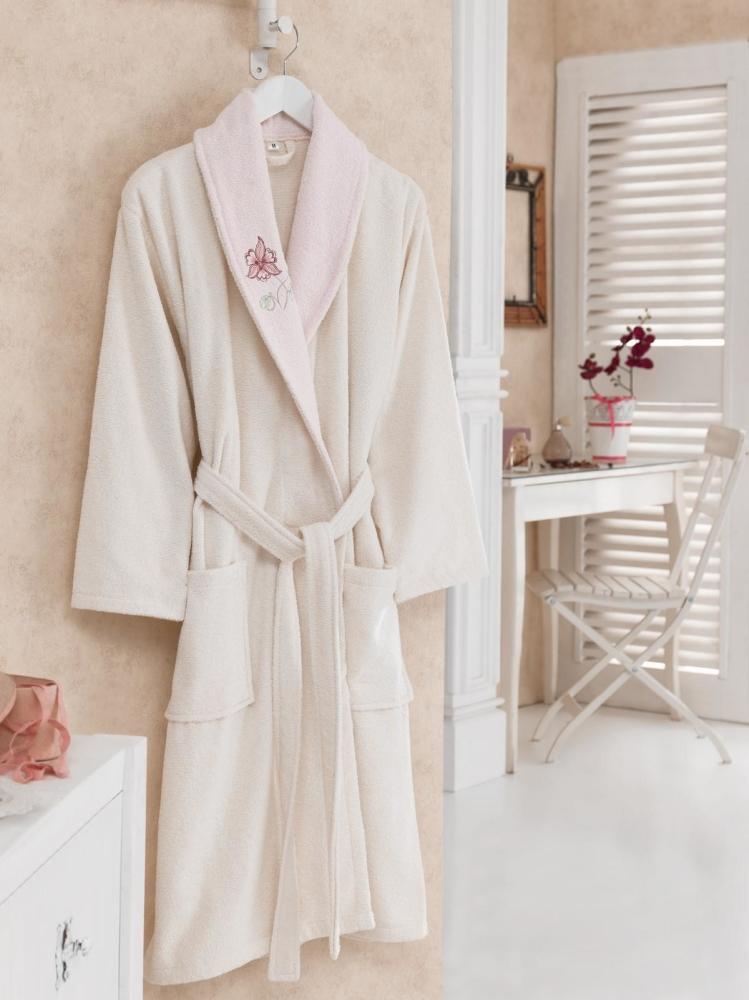 cotton-box-daily-bukle-bayan-bornozu-ekru-pudra-553125-19-B