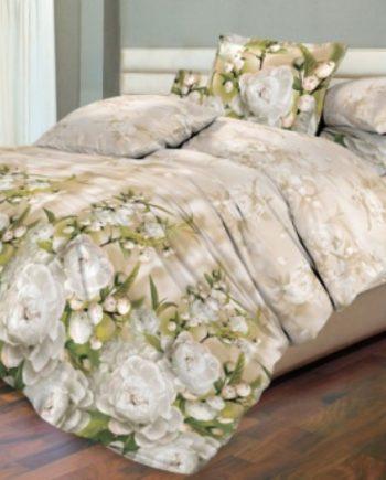 Commodus, Интернет-Магазин домашнего текстиля Пермь, купить постельное белье Пермь, купить постельное белье, купить постельное белье Бязь Пермь, White buds-171