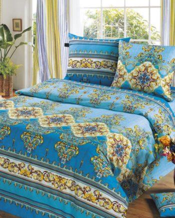 Commodus, Интернет-Магазин домашнего текстиля Пермь, купить постельное белье Пермь, купить постельное белье, купить постельное белье Бязь Пермь, Versal blue-171