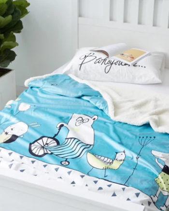 Commodus, Интернет-Магазин домашнего текстиля Пермь, купить пледы Пермь, купить пледы, купить покрывала Пермь, купить покрывала, KOT1520-03 код3049